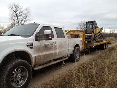 Brush & Land Clearing Millstadt, IL